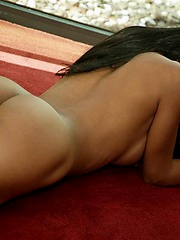 Look at the sweetest Asian ass on Thai model Tailynn