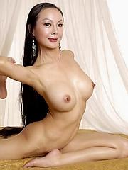 Ductile mollycoddle Ange Venus nude