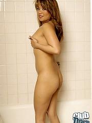 Sexy Mimi nude in bathtub