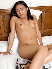 Lynda Nguyen dropping white small-clothes