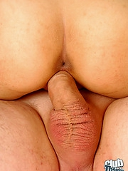 Aunchan with cock in her pussy
