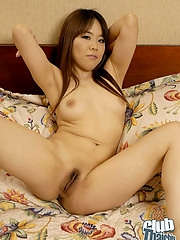 Sexy Tomo Paradise in bed