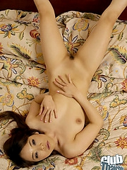Tomo Paradise posing naked