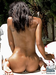 Shaved Thai Rowena spreading