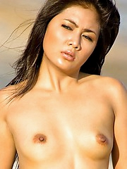 Stunning Thai beach pamper Maria