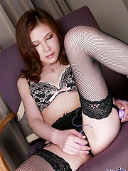 Ann is a cock tease who enjoys playing innocent until she gets the urge to flash