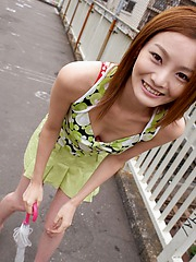 Ray is a sexy Asian babe that is just waiting for the next sex party to start