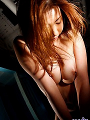 Naughty Japanese slut has an excellent tight body and willing pussy