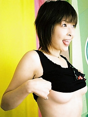 Nana-Natsume is one cock hungry big titted Japanese slut and always ready to go