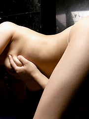 Japanese whore is into bondage, masturbation and all out hard fucking always