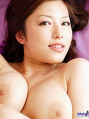 Naughty Itsumi enjoys being a cock teasing Asian slut when she is in the mood