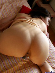 Lovely lingerie slut likes to be a cock tease and flaunt her hot naked body