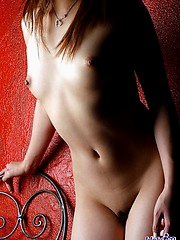 Hot and horny Japanese tramp is a joy to see when she is naked and smiling