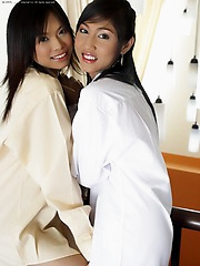 Ae and Yoko in another asian erotic adventure