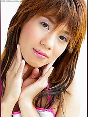 Beautiful but not so innocent Calyn Rine