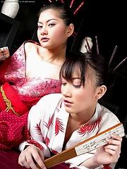 Mona & Mind bring Geisha Girl erotica to new heights