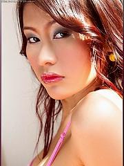 Kristine Mitty softcore photo set