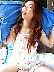 Ying Charintip looks the cute girl next door type
