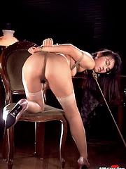 Tied up slut wants to be boned