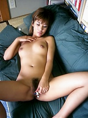 Kanako likes to lick balls and suck cocks